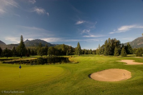 Hole #6 - Squamish Valley Golf & Country Club